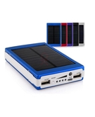 Bison 30000mah Solar External Power Bank for Smartphones and Tablets BS-09S