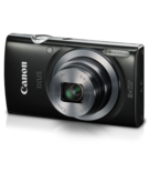 Canon IXUS 160 - 20 MP,  Black