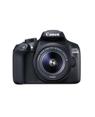 Canon EOS 1300D Lens Kit 18 - 55mm 18 MP DSLR Camera,  Black