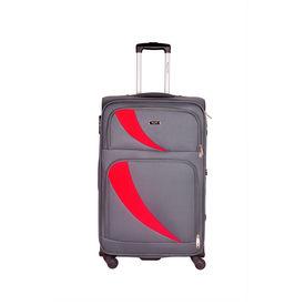 Rhysetta Latino 24  Luggage Trolley,  red