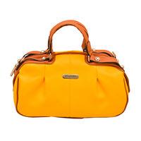Rhysetta DD13 Handbag,  mustard