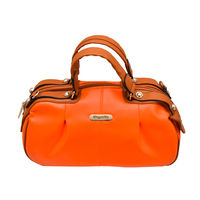 Rhysetta DD13 Handbag,  dark orange