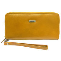 Rhysetta BL905 Ladies Wallet,  yellow