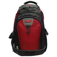 Rhysetta DBP-13 Backpack,  red