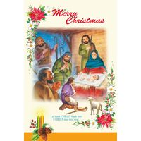 Merry Christmas Greetings 4