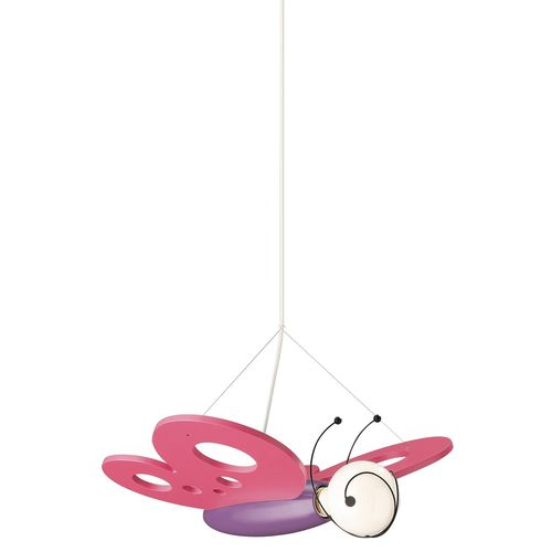 Philips Kidsplace- 14W Suspension light 40295, pink 915002442401