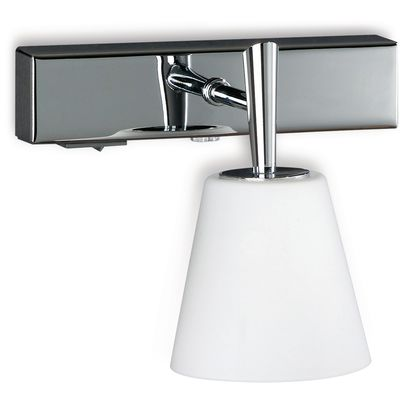 Philips Aquafit Wall light 40 W, Chrome, Halogen 915000115601