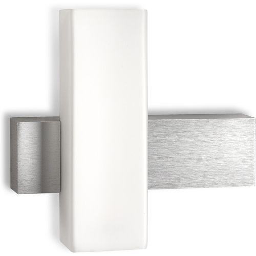 Philips Ecomoods Wall light 9 W, Aluminium, Energy saving lamp 915002138801