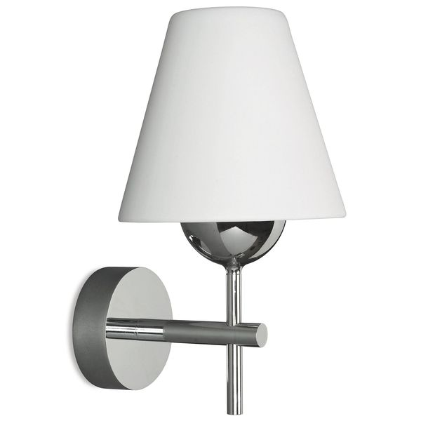 Philips Wall lamp 12W, chrome 915002701001