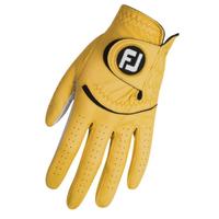 FootJoy Spectrum Glove - Left Hand, medium,  yellow