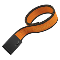 Mizuno Web Belt - Clown Fish, free size,  orange