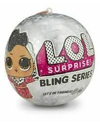 Lol Surprise Dolls Bling Series, Age 3+