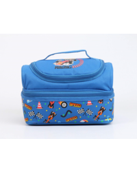 Dreamland Double Decker Lunch Bags (Blue)