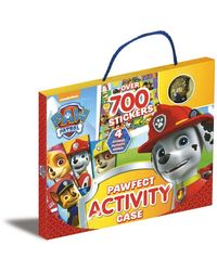 Nikelodeon Paw Patrol Activity Case, multi