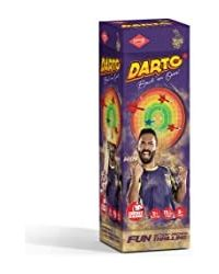 Kaadoo Board Game Kkr Darto Magnetic Dart Game, Age 8+