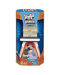 Hasbro Games Jenga Pass Challenge, Age 8+