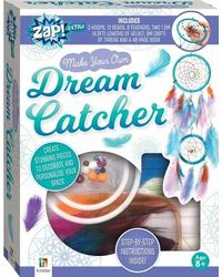 Zap! Extra Make Your Own Dream Catcher, multi