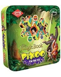 Kaadoo Board Game Disney Pixoo Jungle Book, Age 4+