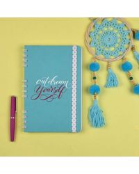 Outdream Stop Wiro Notebook, turquoise
