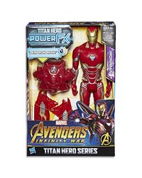 Avengers 12 Inch Th Power Fx Im Action Figure, Age 4+