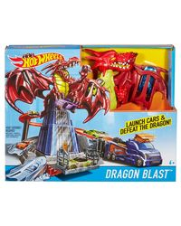 Dragon blast playset