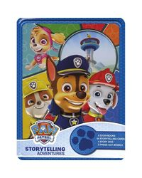 Nickelodeon Paw Patrol Storytelling Adventures, multi