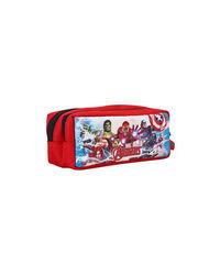 Avengers Superheroes 3 Zip Pouch