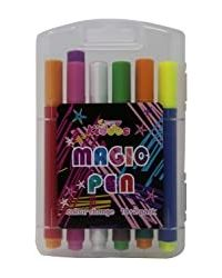 Magic colour change pen mix, multi