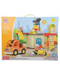 KIDS HOME TOYS City Building Blocks