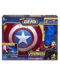 Avengers Assembler Gear Captain America, Age 5+