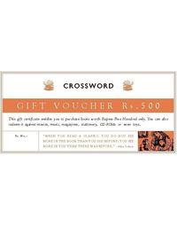 Gift vouchers, 500