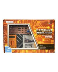 Dr. Mady Electronics Workshop Level 3, Age 14+