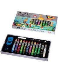 Doms Bi-Colour Wax 12 X 2 Shades