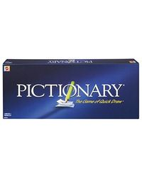 Pictionary Classic Board Game, Age 10+