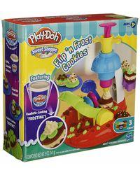 Playdoh Flip N Frost Cookies, Age 3+