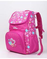Wacky Access School Back Packs (Pink)