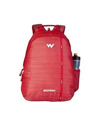 Wildcraft 35 Ltrs Red Casual Backpack (11614-Red), red
