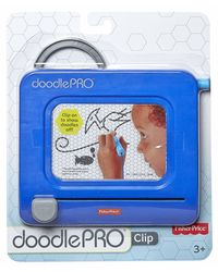 Fisher Price Chp07 Doodle Pro Clip Assortment, Multi Color