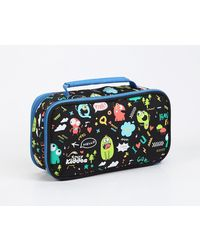 Dreamland Go Anywhere Pencil Cases (Black)