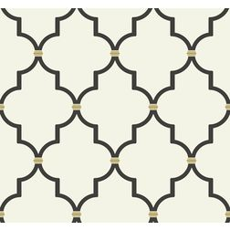 Elementto Wallpapers Geometric Design Home Wallpaper For Walls, white