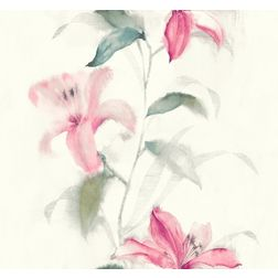 Elementto Wallpapers Floral Design Home Wallpaper For Walls, pink