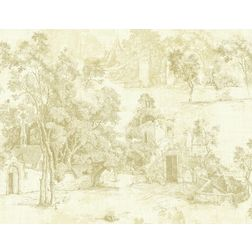 Elementto Wallpapers Country Site Design Home Wallpaper For Walls Ew71101-1, ivory