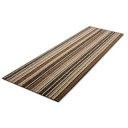 Floor Carpet and Rugs Hand Tufted AC Concept GeometricBrown Carpets Online - RN-75-L, 3ftx5ft, brown