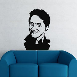 Kakshyaachitra Jacky Chan Wall Stickers For Bedroom And Living Room, 15 24 inches