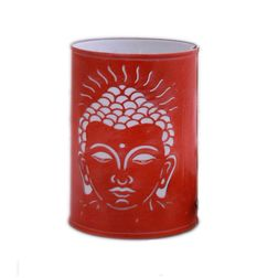 Aasra Decor Lord Budha Night Lamp Lighting Night Lamps, orange