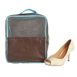 Gym (Travel) Shoe Bag,  blue