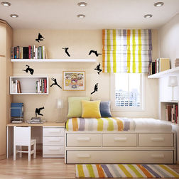 Wall Stickers WallDesign Parkour