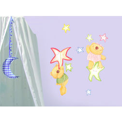 Wall Stickers For Kids Home Decor LineBear Brothers - 10102