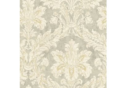 Elementto Wallpapers DaMask Design Home Wallpaper For Walls ew71000-1, navy blue