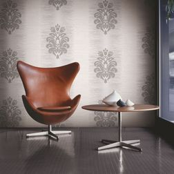 Elementto Wall papers Classic Design Home Wallpaper For Walls, grey, th 31000 grey
